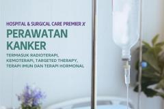 HS Premiere X Perawatan Kanker